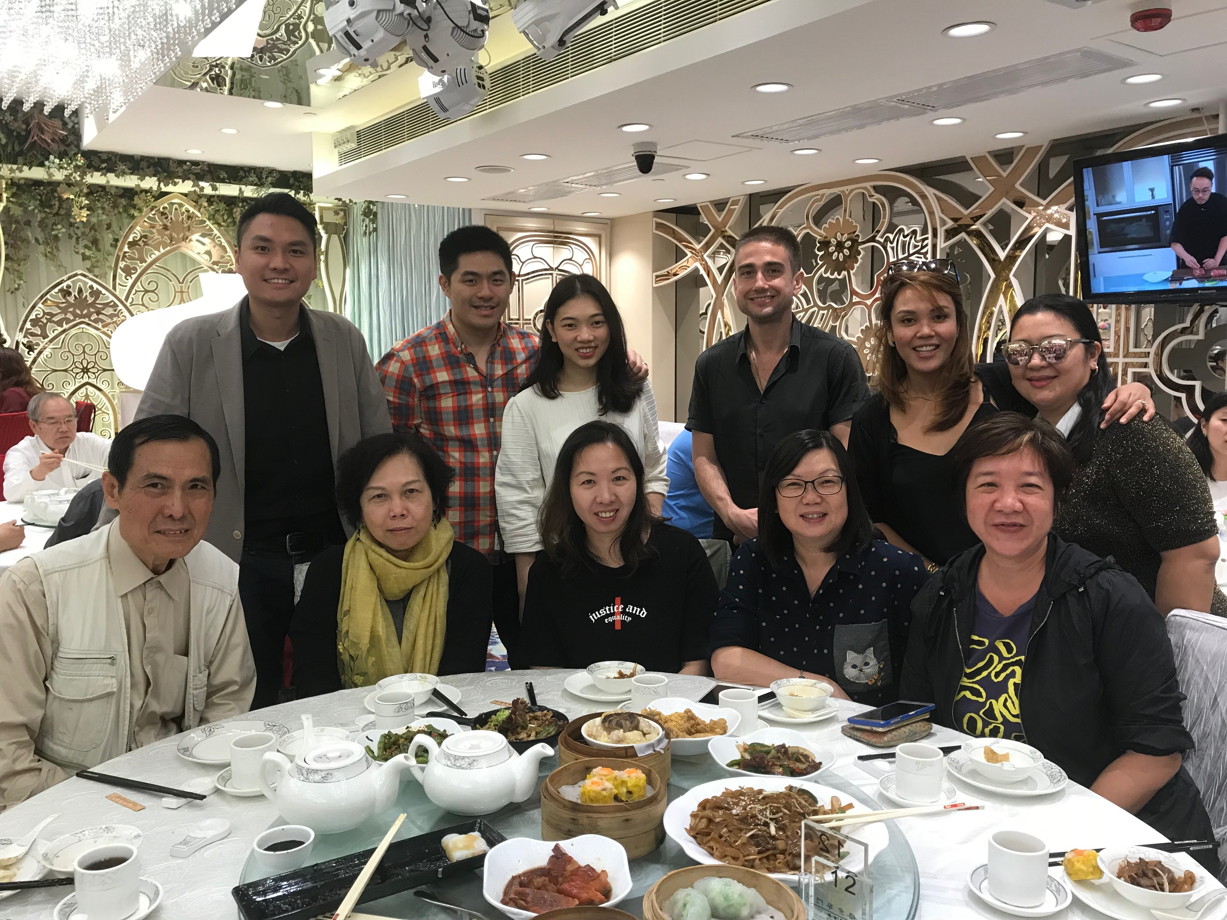 Team gathering 19 Nov 2018
